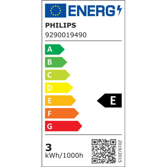 Philips LED лампа 2.1-25W 25L E14 топла светлина 871869978333400 - LED лампи с класическа форма