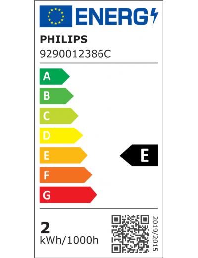 Philips LED лампа 2-25W P45 E14 топла светлина 871869977755500