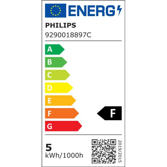 Philips LED лампа 4.3-40W B35 E14 топла светлина 871869976307700 - LED лампи с класическа форма