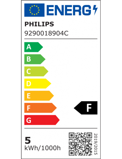 Philips LED лампа 4.3-40W P45 E14 топла светлина 871869976315200