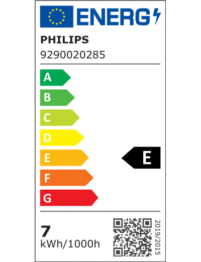 Philips LED лампа 6.5-60W P45 E14 топла светлина 871869976229200