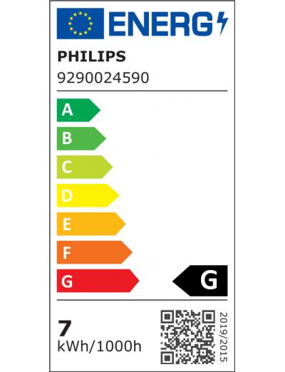 Philips HUE LED лампа White 7W E27 G125 871951427913100