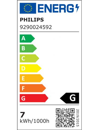 Philips HUE LED лампа White Edison 7W E27 ST72 871951427917900