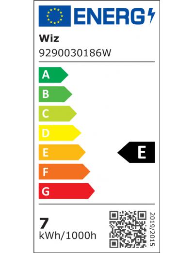 WiZ Wi-Fi LED лампа 60W ST64 E27 CL TW 871869978717200