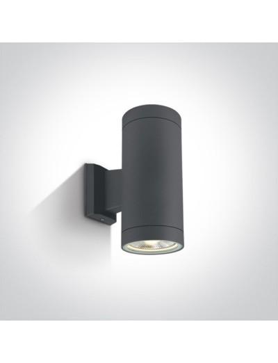 One light Аплик за монтаж на открито, E27, 2x75W, IP54 67132/AN