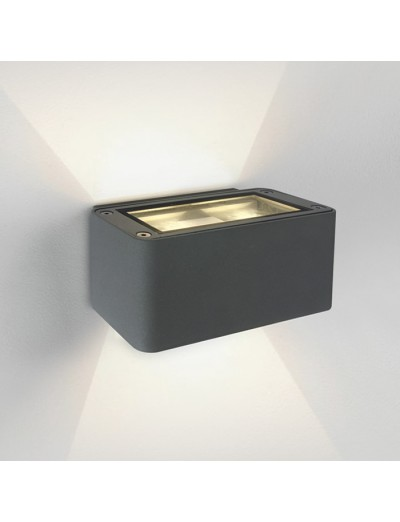One light LED аплик, 4x3W, IP54, топла бяла светлина 67342/G/W
