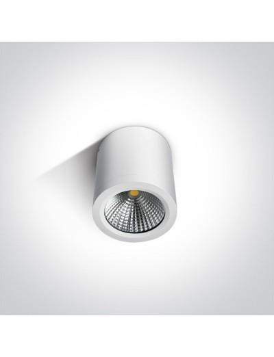 One light LED луна, 10W, IP54, топла бяла светлина 67380/W/W