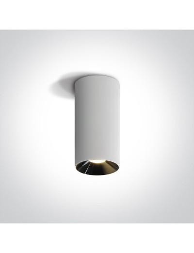 One light LED луна за външен монтаж, 15W, топла бяла светлина 12115D/W/W