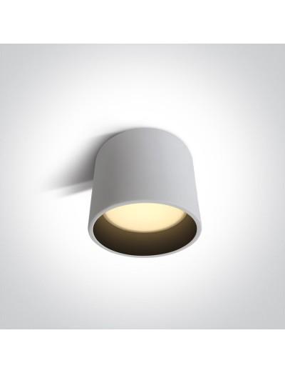 One light LED луна за външен монтаж, 15W, топла бяла светлина 12115LD/W/W