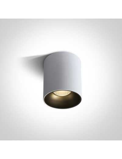 One light LED луна за външен монтаж, 20W, топла бяла светлина 12120Z/W/W