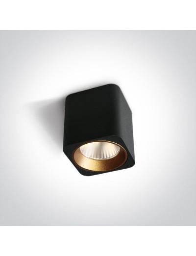 One light LED луна за външен монтаж, 7W, топла бяла светлина 12107KA/B/W