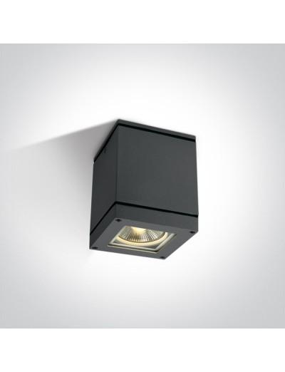 One light Луна за монтаж на открито, E27, 75W, IP54 67132D/AN