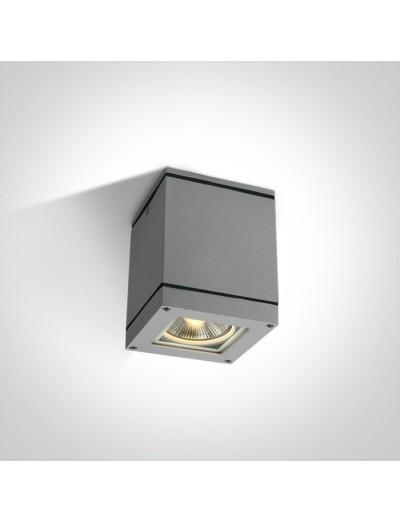 One light Луна за монтаж на открито, E27, 75W, IP54 67132D/G