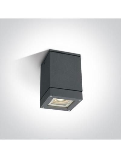 One light Луна за монтаж на открито, GU10, 35W, IP54 67130D/AN