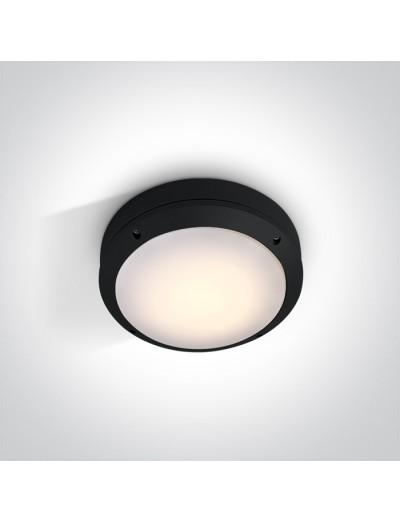 One light Плафониера за монтаж на открито, E27, 20W, IP54 67204/B