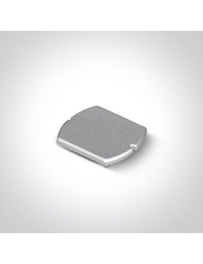 One light накрайник за шина бял 41022/W