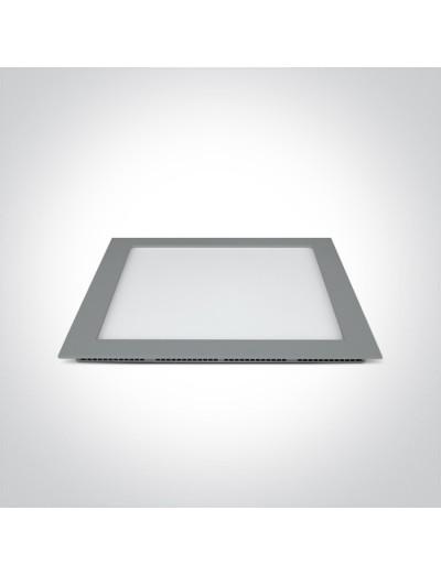 One light LED панел за вграждане, 30W, IP40, студена светлина 50130FA/G/D