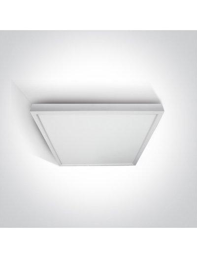 One light LED Панел 40W, IP40 студена дневна светлина 62140AF/W/D