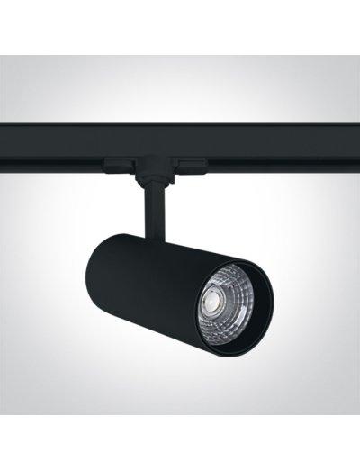 One light Спот за шина LED 20W топла бяла светлина 65642BT/B/W