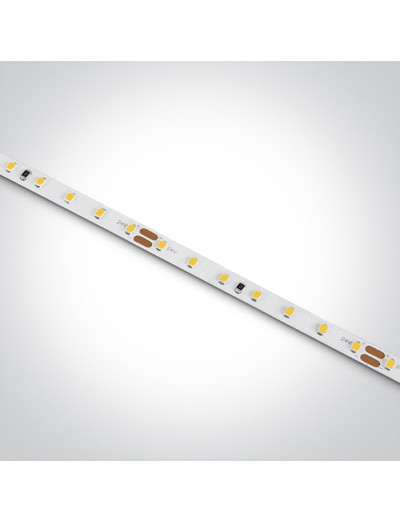 One light LED лента 5м, 9.6W/m, топла светлина 7823/W