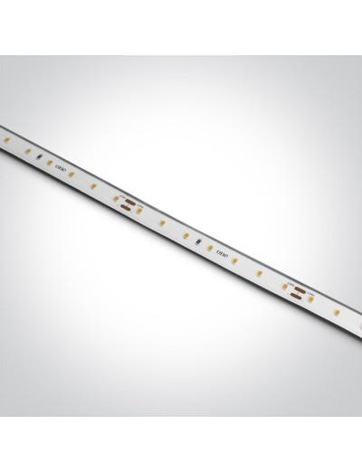 One light влагоустойчива LED лента 5м, 14.4W/m, IP68, топла бяла светлина 7835W/W