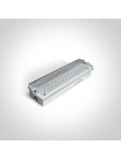 One light Евакуационна светлина LED 7W IP65 89404