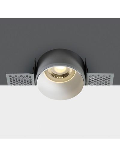 One light Луна за вграждане, GU10, фиксирана, бяла, 10105TR/W