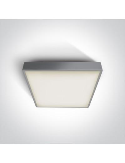 One light Плафониера 2х27 12W IP65 67282EA/G