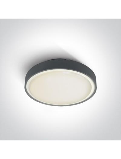 One light Плафониера 2хЕ27, 12W, IP65 67280EA/AN