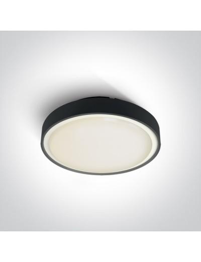 One light Плафониера 2хЕ27, 12W, IP65 67280EA/B