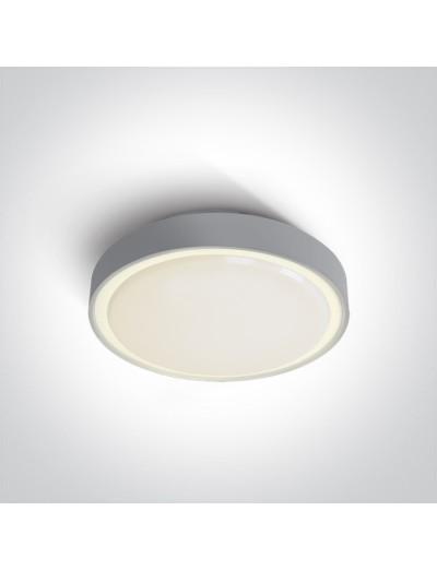 One light Плафониера 2хЕ27, 12W, IP65 67280EA/G