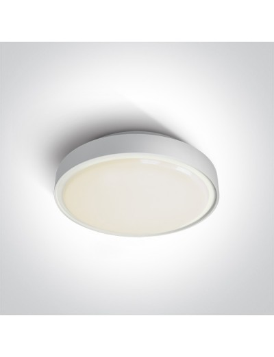 One light Плафониера 2хЕ27, 12W, IP65 67280EA/W