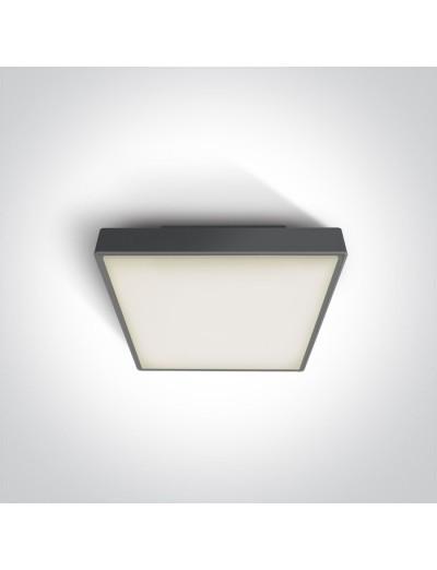 One light Плафониера E27 12W IP65 67282E/AN