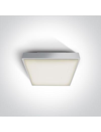 One light Плафониера E27 12W IP65 67282E/W
