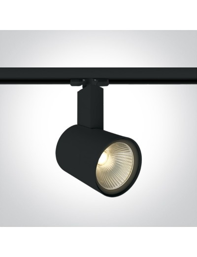 One light Спот за шина LED 50W топла бяла светлина 65632CT/B/W