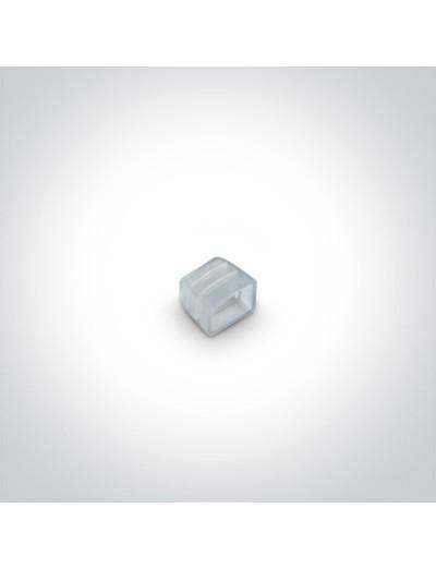 One light Тапа за профил за  LED лента 7860E