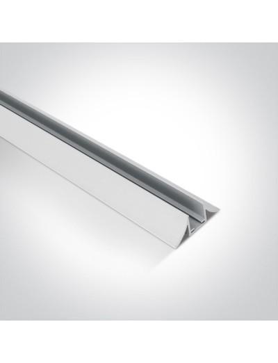 One light профил за ленти Neonflex, 2м 7815W