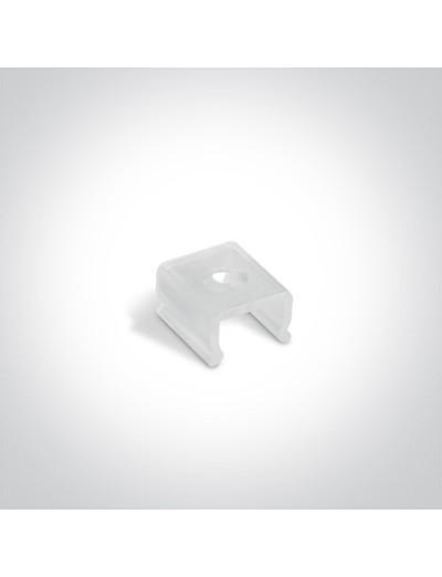 One light прозрачен монтажен елемент за лента за употреба на открито 7811F