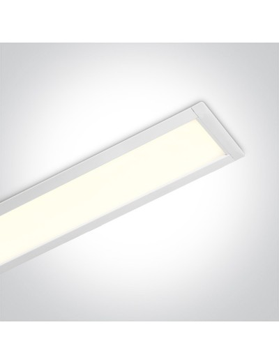 One light LED панел за вграждане 40W неутрална светлина 38152R/W/C