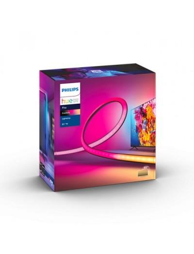 Комплект LED лента за телевизор 65'' + Philips HUE HDMI синхронизатор + конектор HUE Bridge HUEPROMOPACK33
