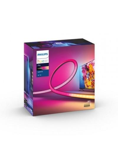 Комплект LED лента за телевизор 75'' + Philips HUE HDMI синхронизатор HUEPROMOPACK32