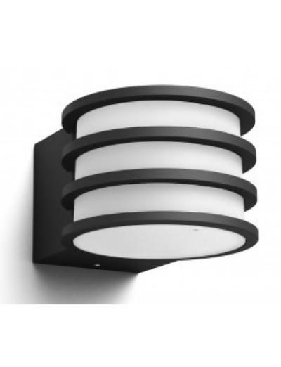 Комплект 2бр Външен аплик Philips HUE Lucca + Външен сензор за движение Philips HUE HUEPROMOPACK20