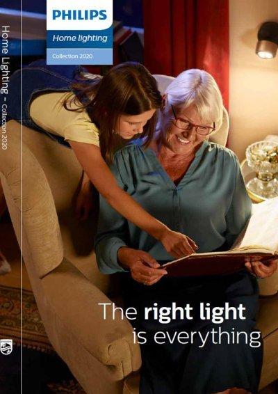 Philips Home Lighting 2020 Интериорно осветление
