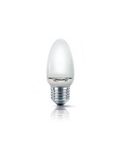 Philips Енергоспестяваща компактна лум. лампа Soft ES 5 W E27 топла светлина