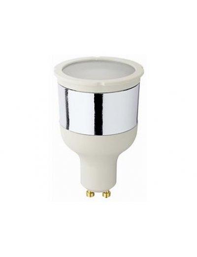 Philips Енергоспестяваща компактна лум. лампа Downlighter 7 W GU10 топла светлина