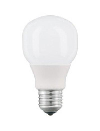 Philips Енергоспестяваща компактна лум. лампа Soft ES 8 W E27 топла светлина