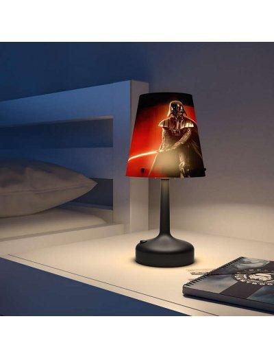 Philips Настолна лампа - детска на батерии Star Wars 718893016