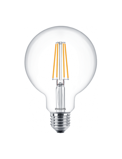 Philips LED лампа 60W G93 E27 топла светлина 871869674245700