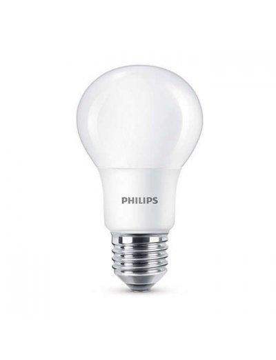 Philips LED лампа 60W A60 E27 топла светлина 871869657707302