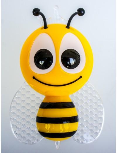 Belight, Детска лампа за контакт, LED, 0.4W, Жълт, 052-01-34